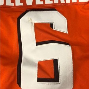 Nike Shirts - Cleveland browns jersey